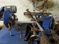 Sản xuất máy bơm vữa, máy cuộn ống gen