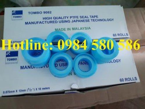 Cao Su Non TOMBO 9082 Malaysia 0.075MM x12MMx10M